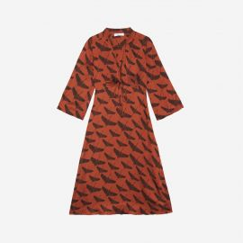Sandro Birdy Dress at Sandro