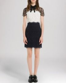 Sandro Dress - Rozen at Bloomingdales