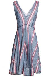 Sandro striped dress at The Outnet
