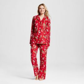Santa Flannel Pajamas by Nite Nite Munki Munki at Target