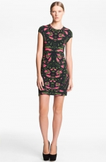 Camo dress by Alexander McQueen at Nordstrom