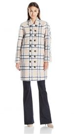 Santo Coat by Rebecca Minkoff at Amazon