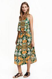 Satin Dress at H&M