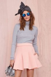 Savannah Skater Skirt at Nasty Gal