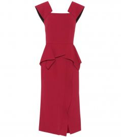 Sawleight Dress red at Mytheresa