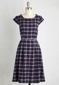 Scholastic Fanatic Dress at ModCloth