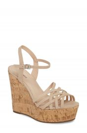Schutz Louna Platform Wedge Sandal  Women at Nordstrom