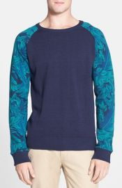 Scotch andamp Soda and39Mix andamp Matchand39 Crewneck Sweatshirt at Nordstrom