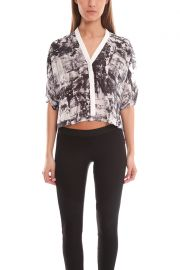 Scriber Top by Helmut Lang at Blue & Cream