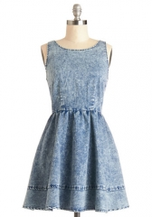Sculpture Park Picnic Dress at ModCloth