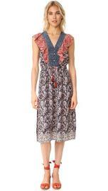 Sea Flutter Midi Dress at Shopbop