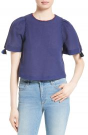 Sea Stitched Top at Nordstrom