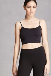 Seamless Stretch Bralette   Forever 21 - 2000081316 at Forever 21
