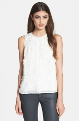 Search for Sanity Floral Appliqu Tank at Nordstrom