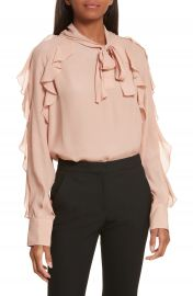 See by Chlo   Ruffle Blouse at Nordstrom