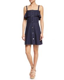 See by Chloe Denim Dress at Neiman Marcus