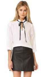 See by Chloe Tie Neck Blouse at Shopbop
