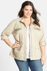 Sejour studded jacket at Nordstrom Rack