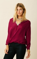 Selene Blouse by Myne at Planet Blue