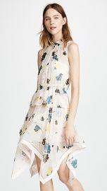 Self Portrait Floral Print Dress at Shopbop