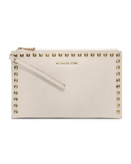 Selma studded Clutch by Michael Kors at Neiman Marcus