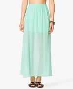 Semi Sheer maxi skirt at forever21.png