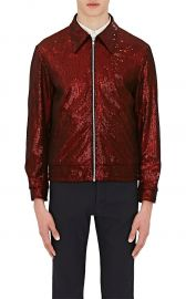 Sequin Bomber Jacket by Maison Margiela at Barneys