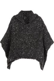 Sequined Turtleneck Sweater Brunello Cucinelli at Net A Porter