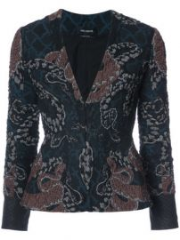 Serpent Jacket at Farfetch