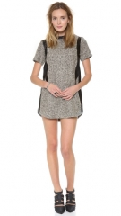 Shakuhachi Tweed Shift Dress at Shopbop