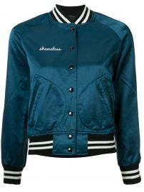 Shameless Bomber Jacket by R13 at Farfetch