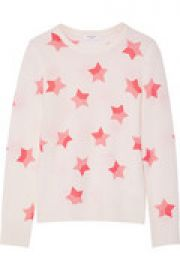 Shane intarsia cashmere sweater at The Outnet