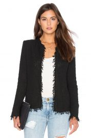 Shavani Jacket by IRO at Revolve