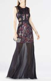 Shawna Gown at Bcbg