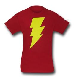 Shazam shirt at Super Hero Stuff