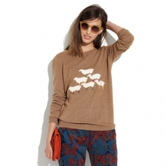 Sheepmeadow Sweater at Madewell