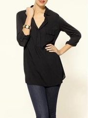 Shirting top by Splendid at Piperlime
