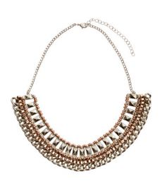 Short Chain Necklace at H&M