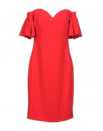 Short Dress by Badgley Mischka at Yoox