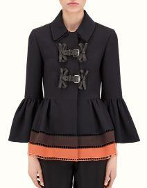Short Jacket by Fendi at Fendi
