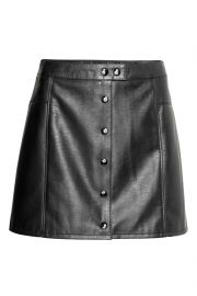 Short Skirt by HM at H&M