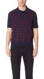 Short Sleeve Polo Shirt by Marni at East Dane