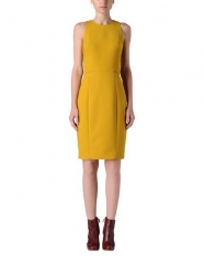 Short yellow dress by Jason Wu at The Corner