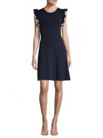 Shoshanna - Saya Knit Dress at Saks Fifth Avenue