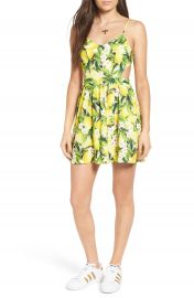 Show Me Your Mumu Piper Fit   Flare Dress at Nordstrom