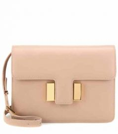 Sienna Medium Leather Shoulder Bag by Tom Ford at Mytheresa