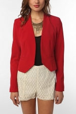 Silhouette blazer from Urban Outfitters at Urban Outfitters