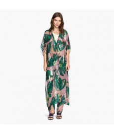 Silk Kaftan at H&M