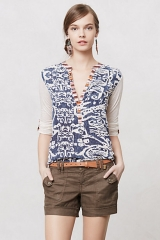 Sima top at Anthropologie