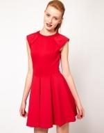 Similar Ted Baker dress at Asos